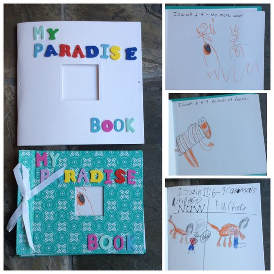 My Paradise Book