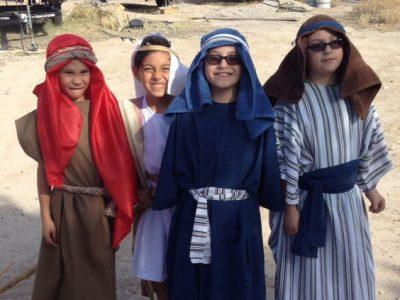 JW bible Costumes