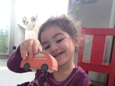 Caleb's Car