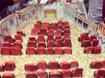 Edible Stanley Theater Model